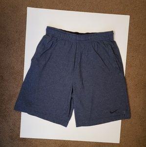 Nike Blue Dri-Fit Shorts Men SiIze : m.j